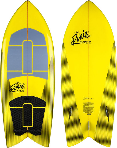 2022 Ronix Powerfish+ Wakesurf Board