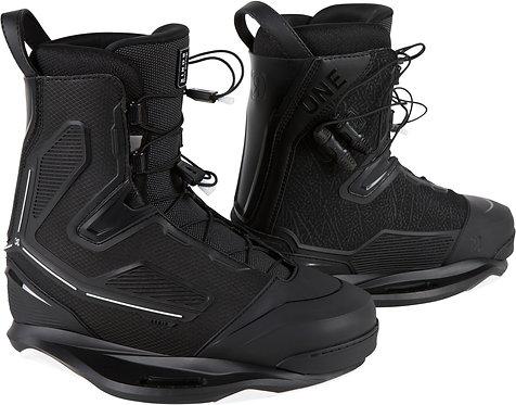 2021 Ronix Ones Boot Black / White Elephant