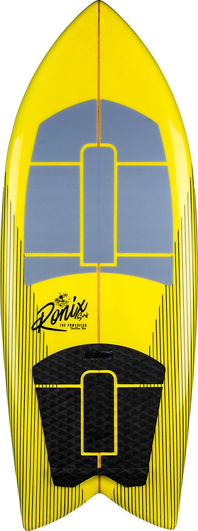 2020 Ronix Powerfish + Wakesurf Board