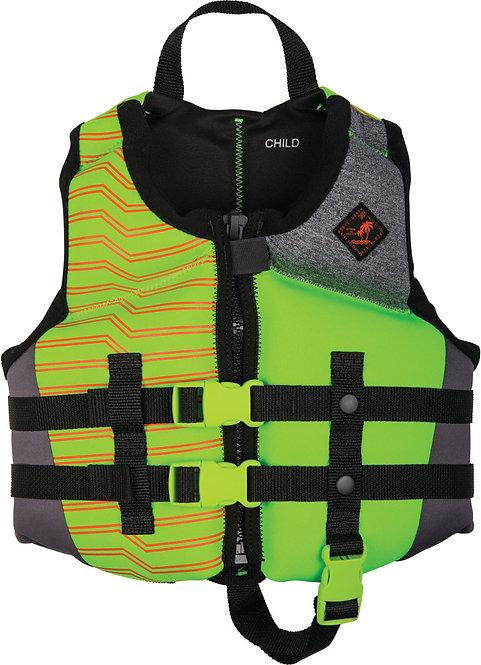 2021 Ronix Vision Boy's Child CGA Vest