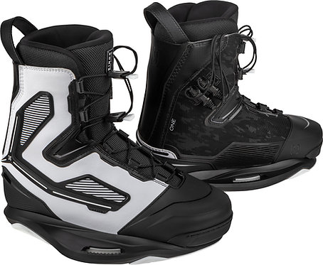 2022 Ronix One Boots White / Black