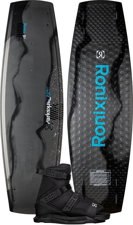 2022 Ronix Parks Wakeboard + Anthem Boots Package