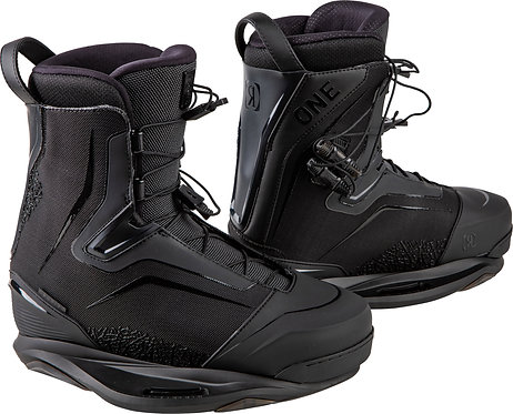 2020 Ronix One Boots Black Anthracite