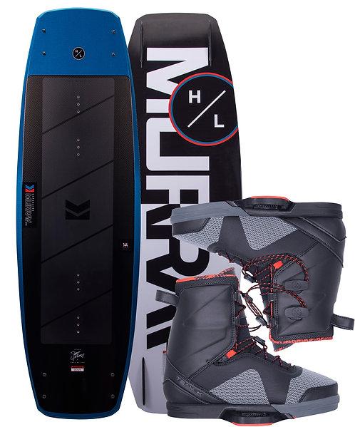 2021 Hyperlite Murray Wakeboard + Team X Boots