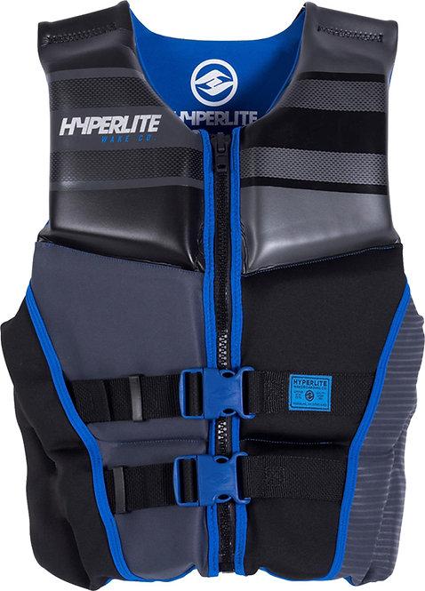 2019 Hyperlite Prime Vest Blue CGA