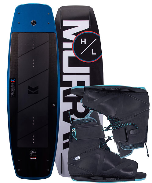 2021 Hyperlite Murray Wakeboard + Session Boots