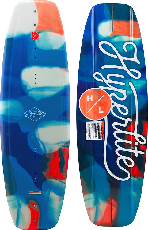 2021 Hyperlite Divine Jr. Girl's Wakeboard