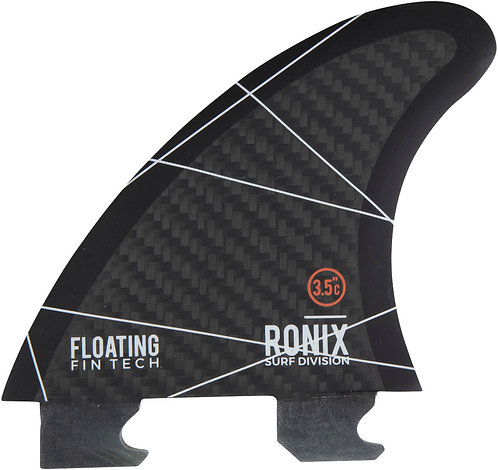 """2022 Ronix  3.5"""" Floating Surf Fin - Tool-Less Fin-S"""