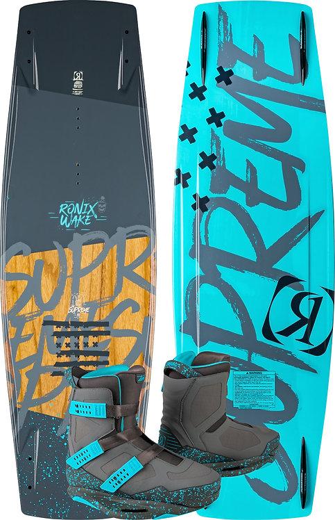 2020 Ronix Supreme Board + Supreme Boots Package
