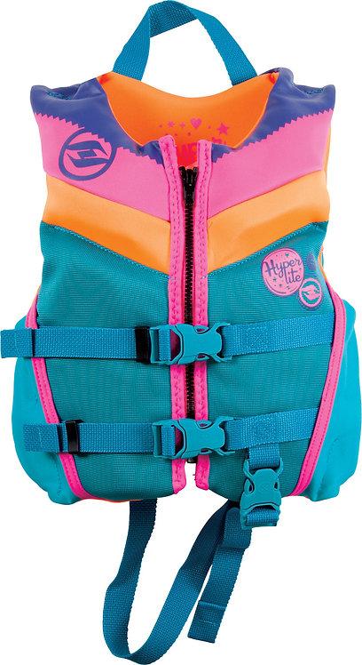 2022 Hyperlite Girl's Child Indy CGA Vest 30-50 lbs.