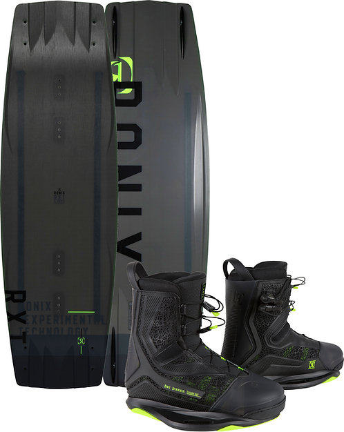 2021 Ronix RXT Wakeboard + RXT Boots