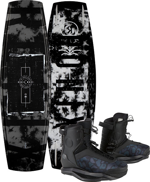 2021 Ronix Parks Wakeboard + Parks Boots