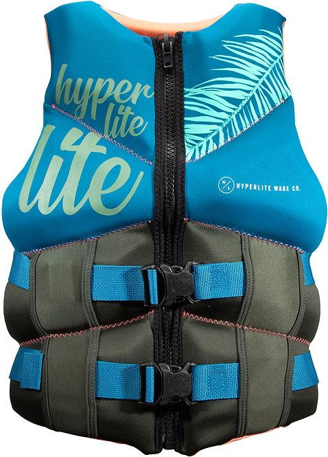 2021 Hyperlite Women's Logic CGA Life Vest
