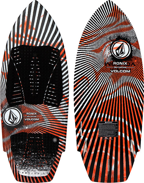 2021 Ronix Volcom Sea Captain Board