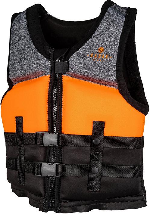 2021 Radar TRA Boy's CGA Youth Life Vest 50-90lbs