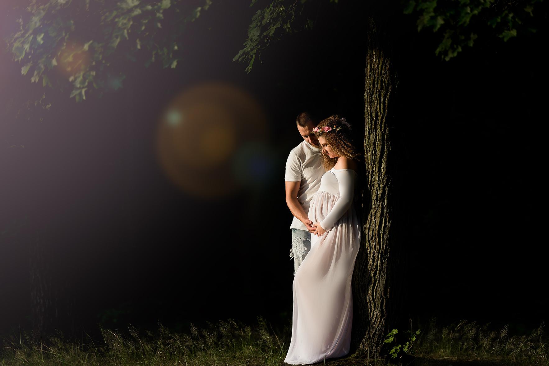 fotografia ciążowa wloclawek