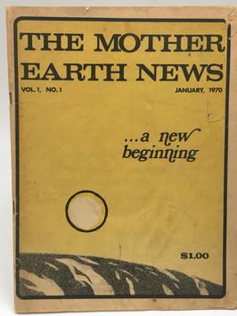 Mother Earth News Vol.1, No.1