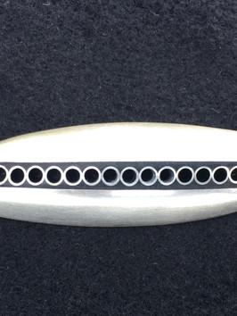 Hollow Form Brooch