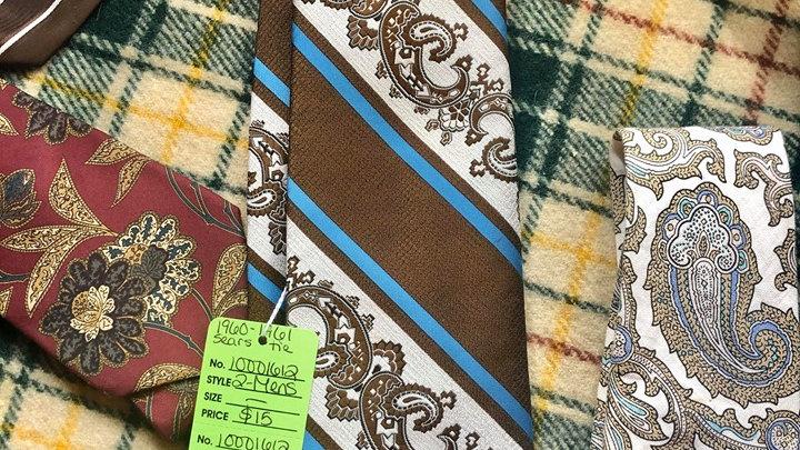 1960-1961 Sear's Vintage Tie