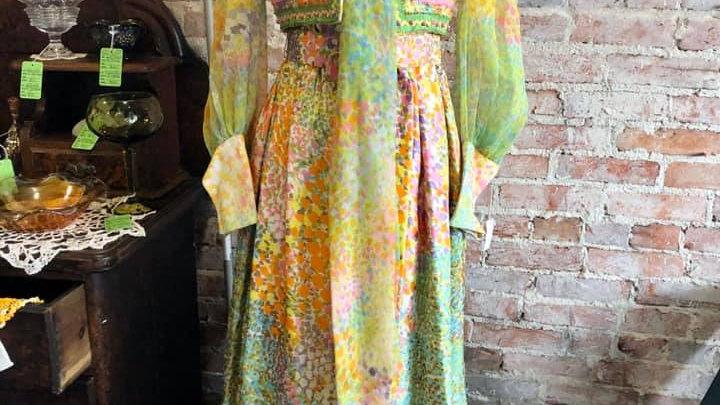 Romantica 1960s Union Made Dress - with original tags!