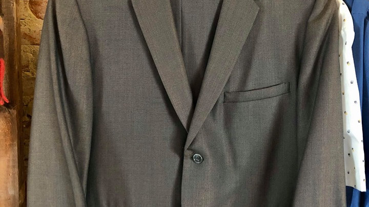 Vintage Men's Suit - Pants and Jacket