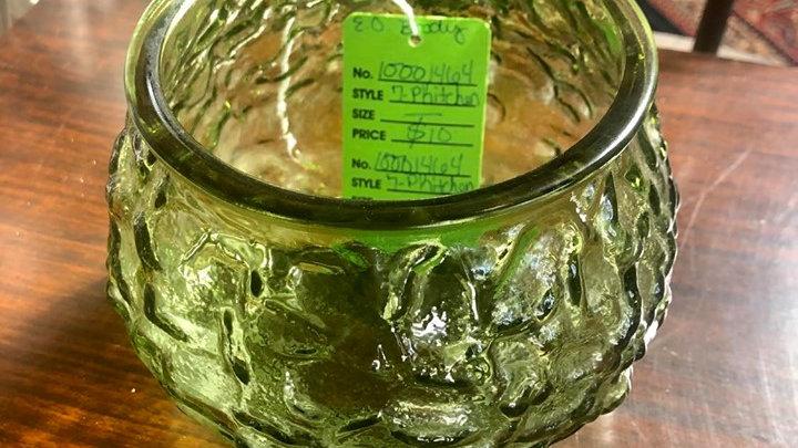 E.O. Brody Glass Bowl