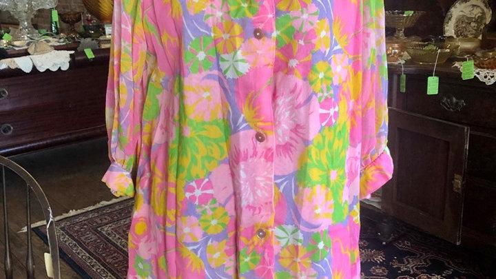 """Lisanne Loungewear"" with rhinestone buttons"