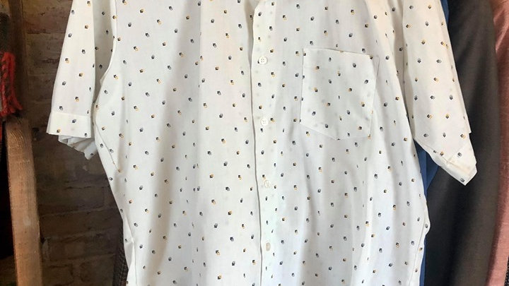 Wedgefield 50s/60s button up shirt