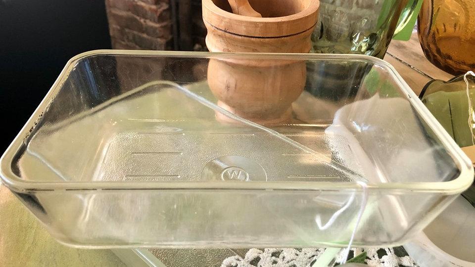Westinghouse 1950s Glass Baking Dish