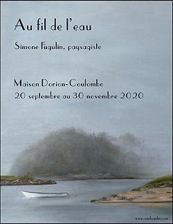 Exposition Simone Fugulin Maison Dorion-Coulombe
