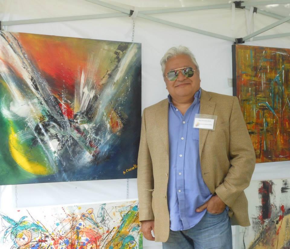 Humberto Canello Peintre