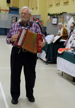 Musicien René Chamberland