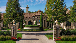 Midwest Home features the Tuscan Villa