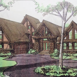 Rustic Lodges and Cabins