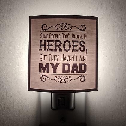 Father - Hero