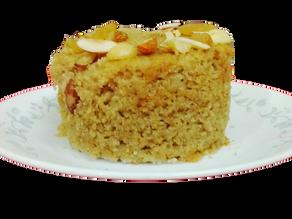 नवरात्रि स्पेशल केक