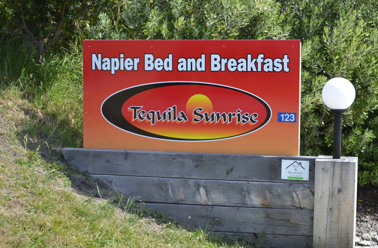 Welcome To Napier B&B