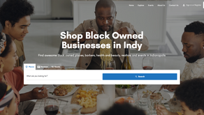 Shop Black Indy