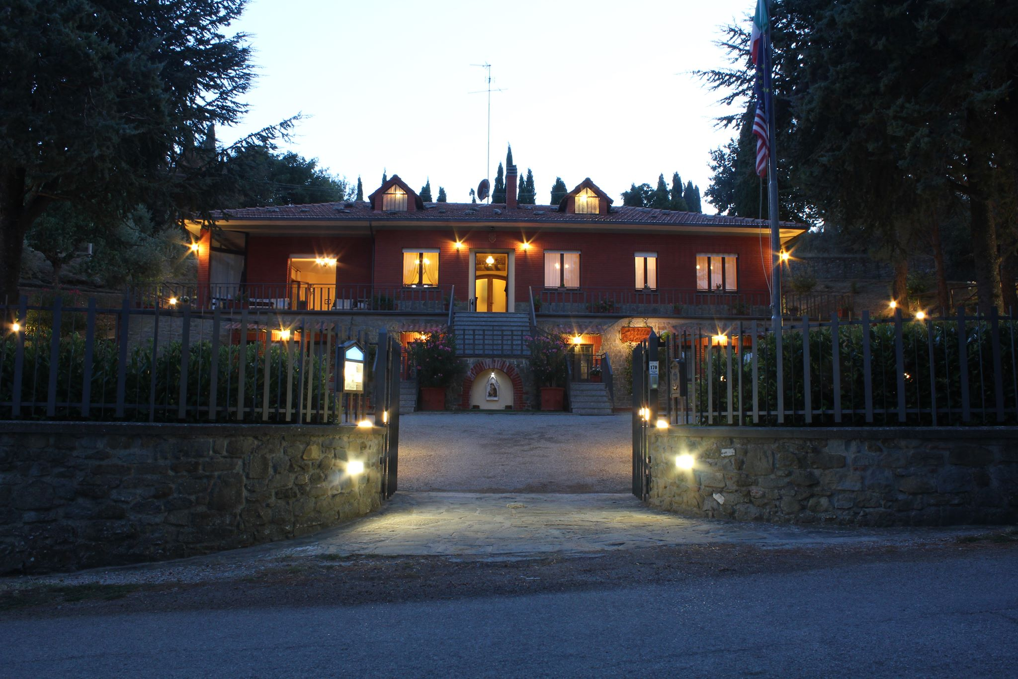 cortona accommodation tuscany