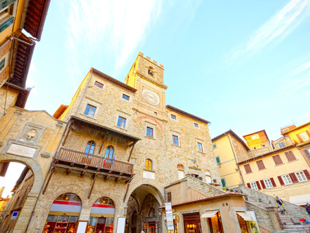 Un week end a Cortona: dove dormire in centro e ricaricarsi