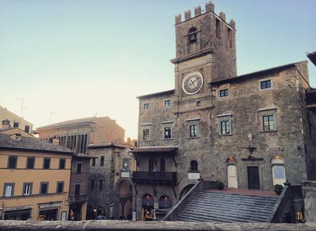 Cortona, nel cuore dell'Italia