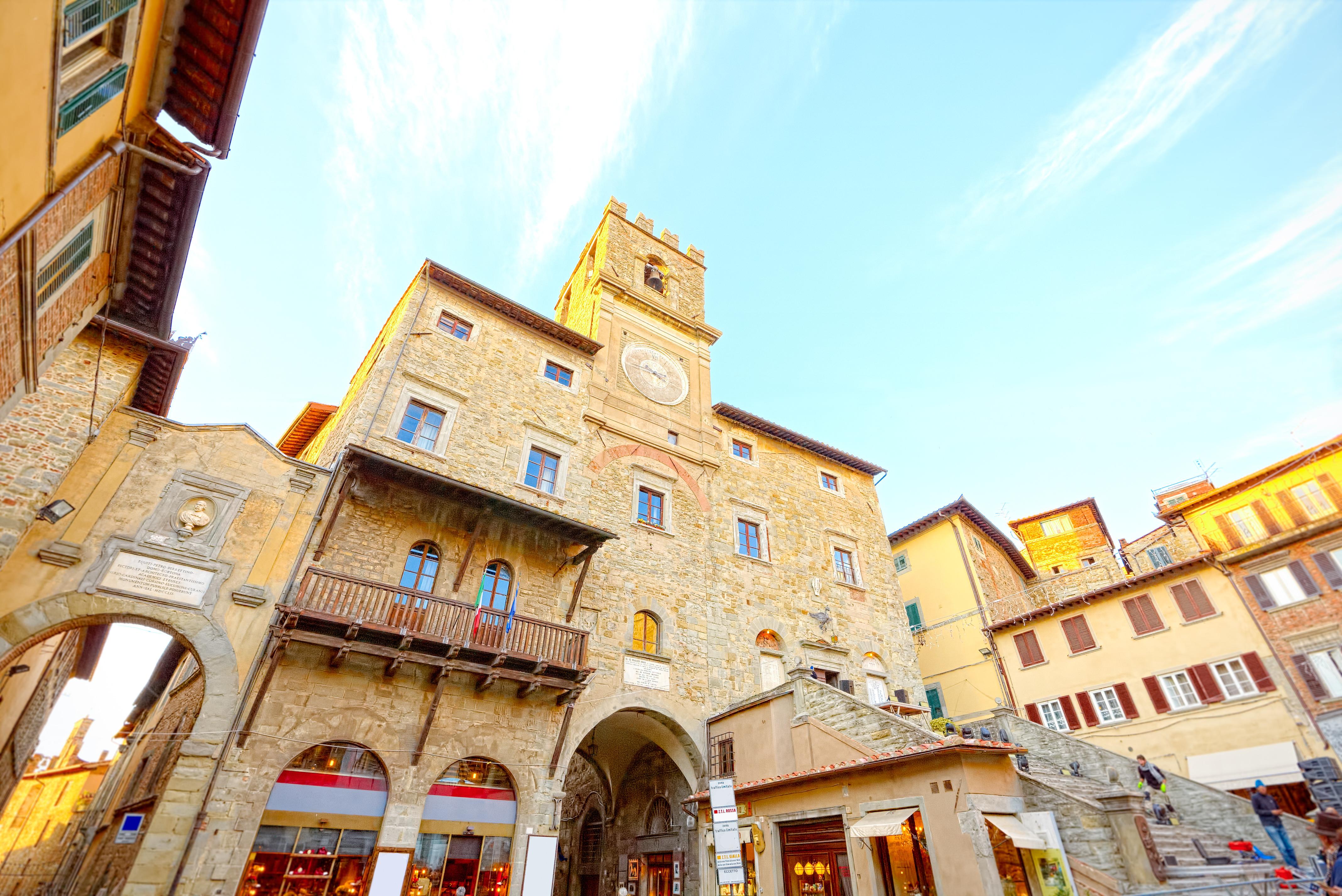 cortona rent in tuscany