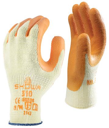 Schutzhandschuhe Showa Grip 310 Orange