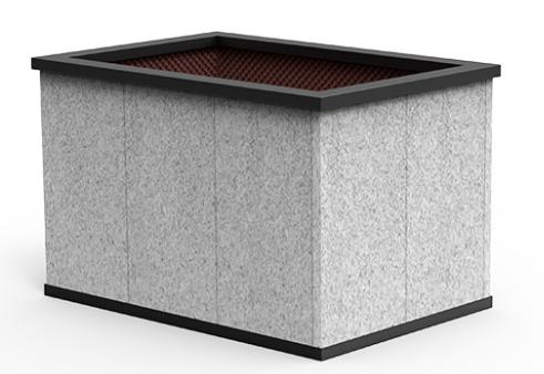 Sager Hochbeet Granit
