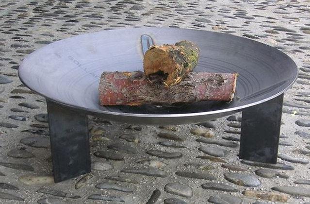 Conma angeschweisste Füsse für Feuerschalen