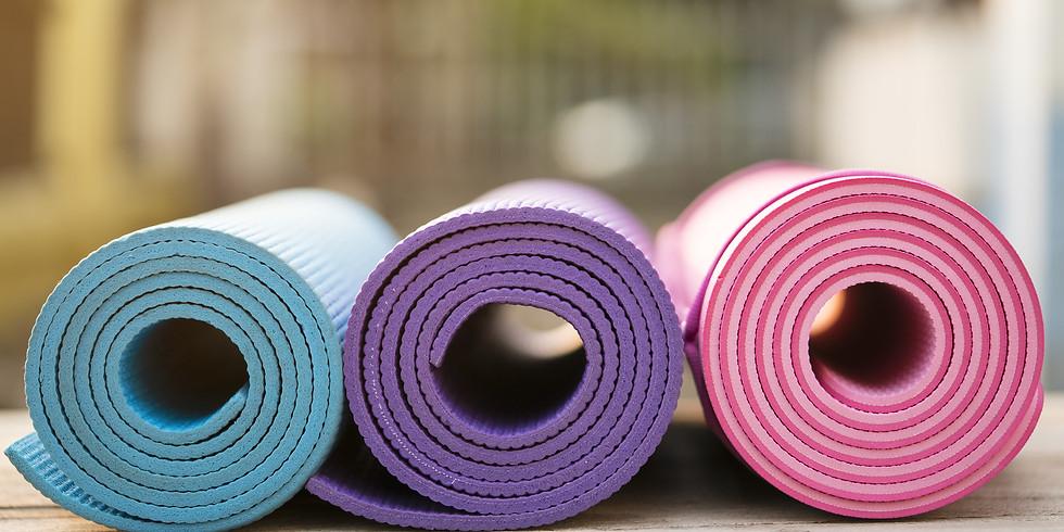 Drop-in Yoga - Tuesday, Thursday & Saturday