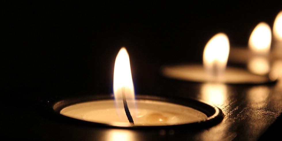 Relaxation & Mudra Meditation - Sunday evening