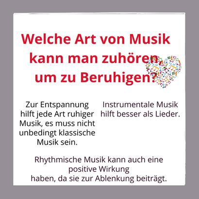 Art der Musik