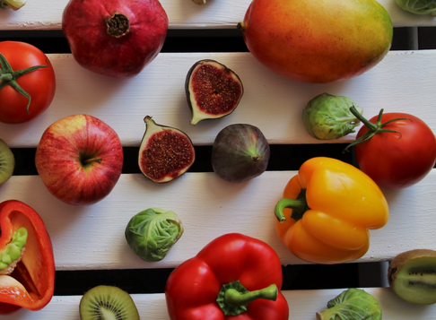 5 порций овощей и фруктов в день - почему?