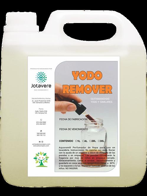 Yodo Remover
